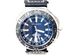 reloj pulsera premium caballero versace driver 15a