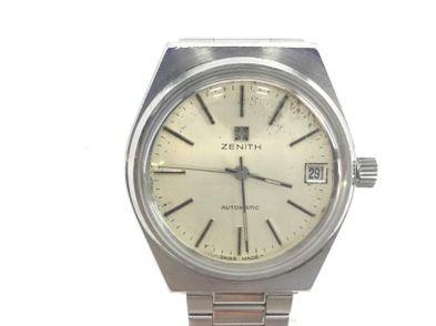 reloj pulsera premium caballero zenith automatic