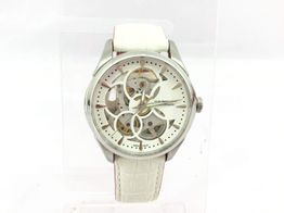 reloj pulsera premium señora hamilton jazzmaster skeleton
