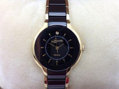 reloj pulsera premium señora lanscotte diamont 316l