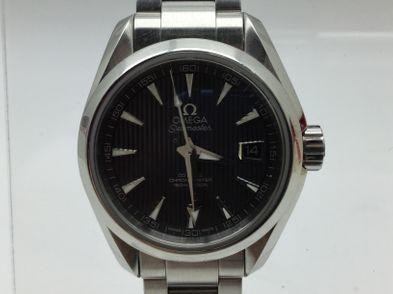 reloj pulsera premium señora omega seamaster aqua terra co-axial