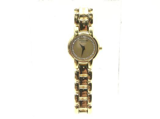 reloj pulsera premium señora raymond weil 3740-1
