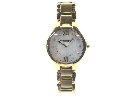reloj pulsera premium señora raymond weil 5132