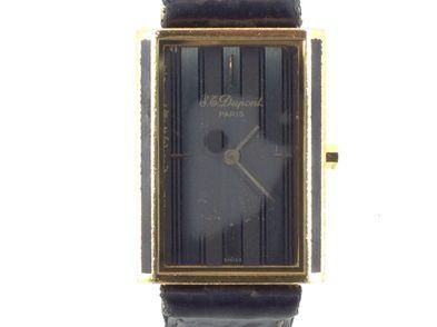reloj pulsera premium señora s.t dupont 73cab95