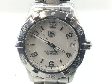reloj pulsera premium señora tag heuer aquaracer waf1311