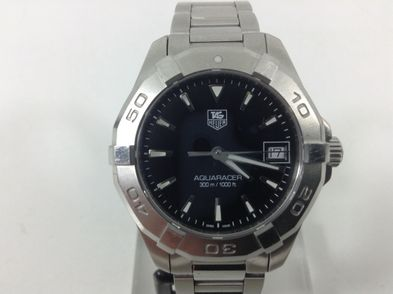 reloj pulsera premium señora tag heuer aquaracer way1310