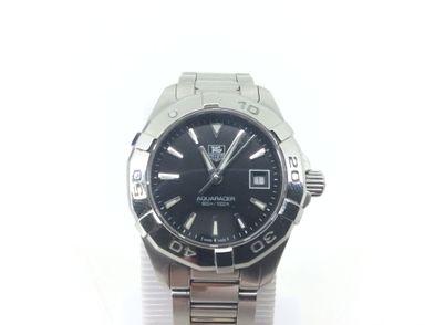 reloj pulsera premium señora tag heuer aquaracer way1410