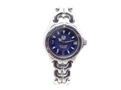 reloj pulsera premium señora tag heuer chronometer officially certified 200 meters (wg5214) (caja 34mm pulsera 16cm)