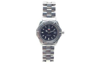 reloj pulsera premium señora tag heuer profesional 200m wk1310-0