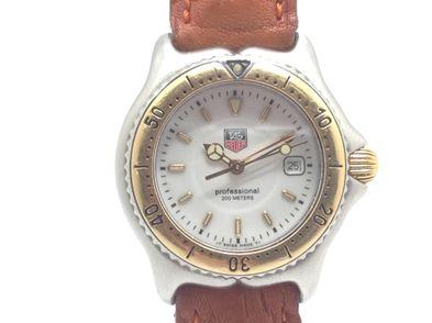 reloj pulsera premium señora tag heuer wi 1350