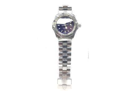 reloj pulsera premium señora tag heuer wk1313