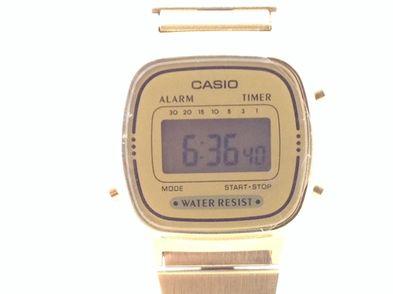 reloj pulsera señora casio la670w