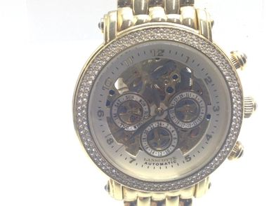 reloj pulsera señora lanscotte automatic