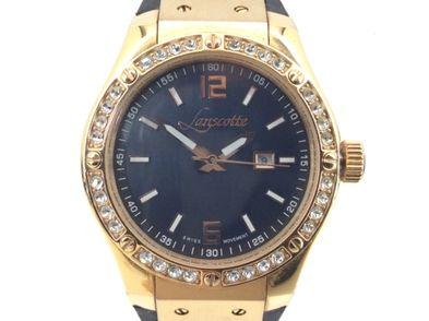 reloj pulsera señora lanscotte basel
