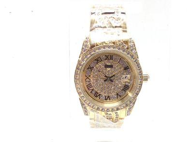 reloj pulsera señora lanscotte swarovski crystals