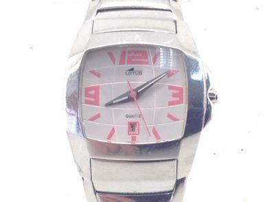 reloj pulsera señora lotus 15315