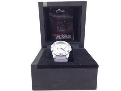 reloj pulsera señora lotus 15701