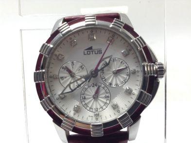 reloj pulsera señora lotus 15746