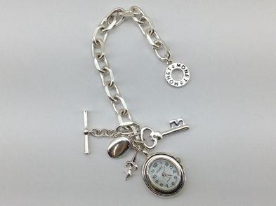 reloj pulsera señora otros plateado