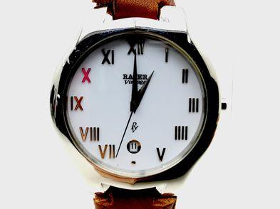 reloj pulsera señora racer vintage