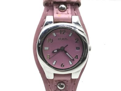reloj pulsera señora tous genuine leather