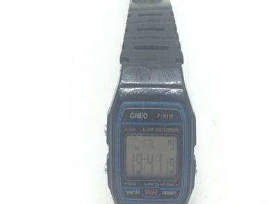 reloj pulsera unisex casio 593
