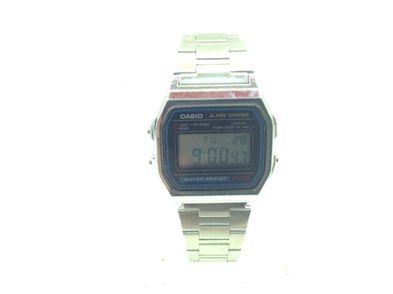 reloj pulsera unisex casio a158w