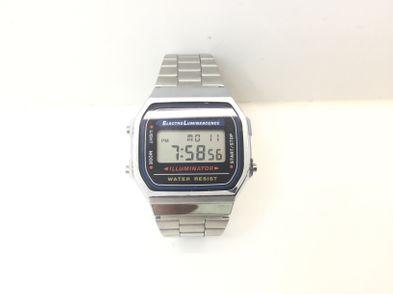 reloj pulsera unisex casio a168