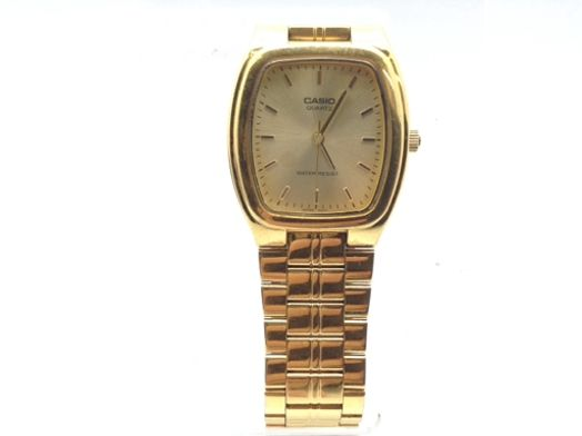 reloj pulsera unisex casio mtp-1169