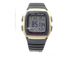 reloj pulsera unisex casio w-96h