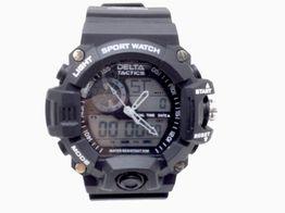 reloj pulsera unisex delta tactics tactico digital