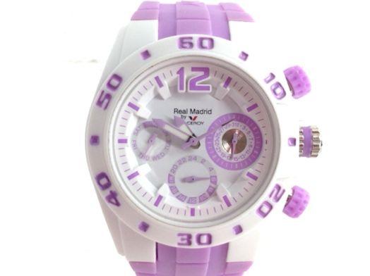 reloj pulsera unisex viceroy 432836 real madrid