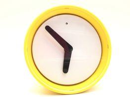 reloj sobremesa ikea amarillo