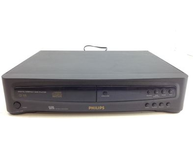 reproductor cd salon philips cd165