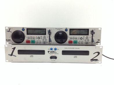 reproductor cd acoustic control cdj-601