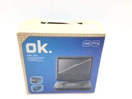reproductor dvd portatil otros opd 700