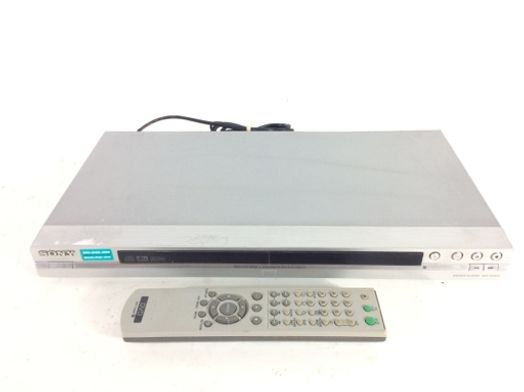reproductor dvd sony dvpns355