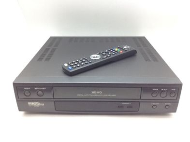 reproductor video vhs firstline vcr-294