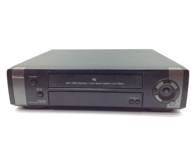 reproductor video vhs firstline vcr 900c