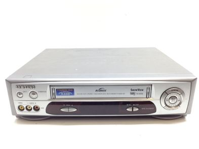 reproductor video vhs samsung sv-635x