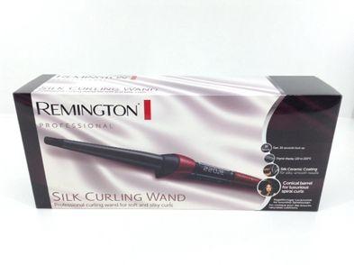 rizador pelo remington silk curling wand