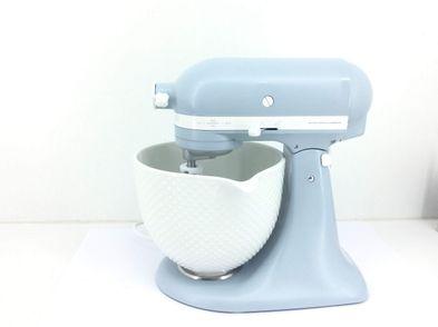 robot multifuncion kitchen aid artisan 4.8l anniversary 5ksm180rcemb4