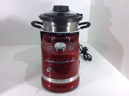 robot multifuncion kitchen aid artisan  cook precessor