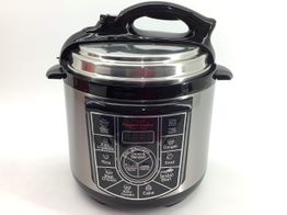robot multifuncion starlyf pressure cooker