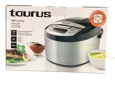 robot multifuncion taurus top cuisina