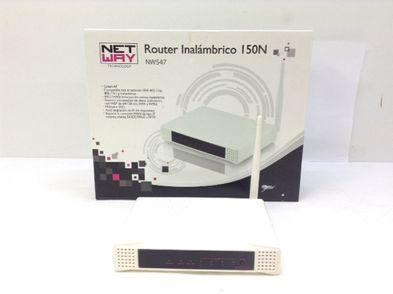 router dsl otros nw547