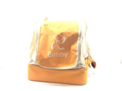 saco transporte bimby laranja