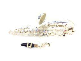 saxofon otros sound plateado