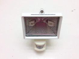 sensor de movimento outro sensor com lampada de halogenio