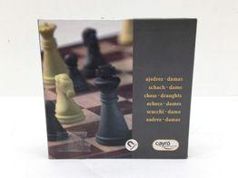 set tablero fichas otros ajedrez